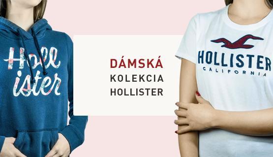 f4f394beef39 Exkluzívna kolekcia oblečenia Hollister v SK - Napasport.sk
